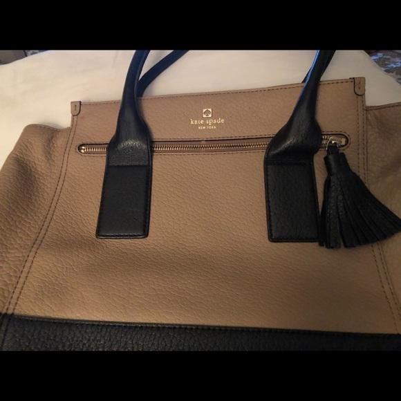 kate spade Handbags - Kate Spade pebble leather tote